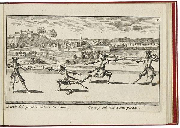 23: LIANCOUR, (Wernesson de).