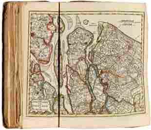 LETH, Hendrik de. Nieuwe geographische en historisc
