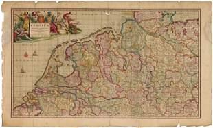 NETHERLANDS & GERMANY - ALLARD, Carel. Foederatum B