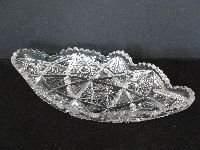 Cutglass American Bread Bowl