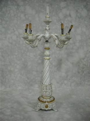 Von Schierholz 6 light Candlelabra
