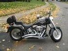 22: 2005 Harley Davidson FatBoy Motorcycle