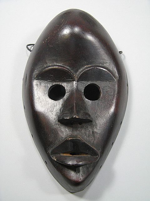 19: Grouping Of African Tribal Masks - 2