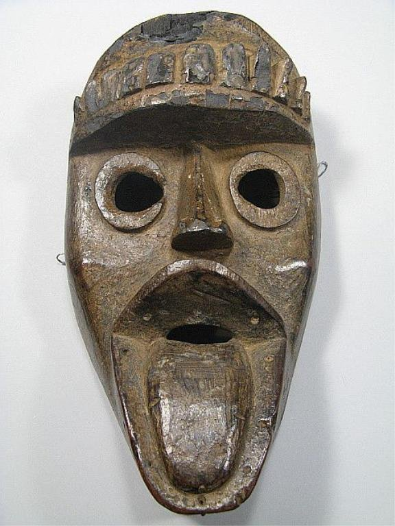 19: Grouping Of African Tribal Masks - 3
