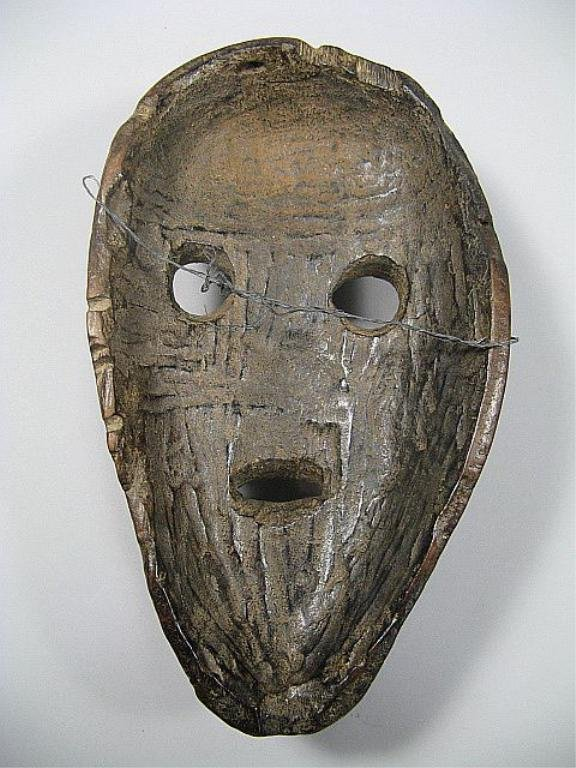 19: Grouping Of African Tribal Masks - 8