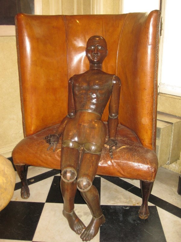 10: A FRENCH 19TH C. MANNEQUIN
