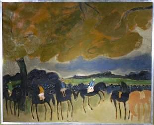 228: ANDRE BRASILIER (French, b. 1929)