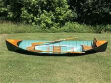 Raquette Lake 1890's Adirondack Guideboat