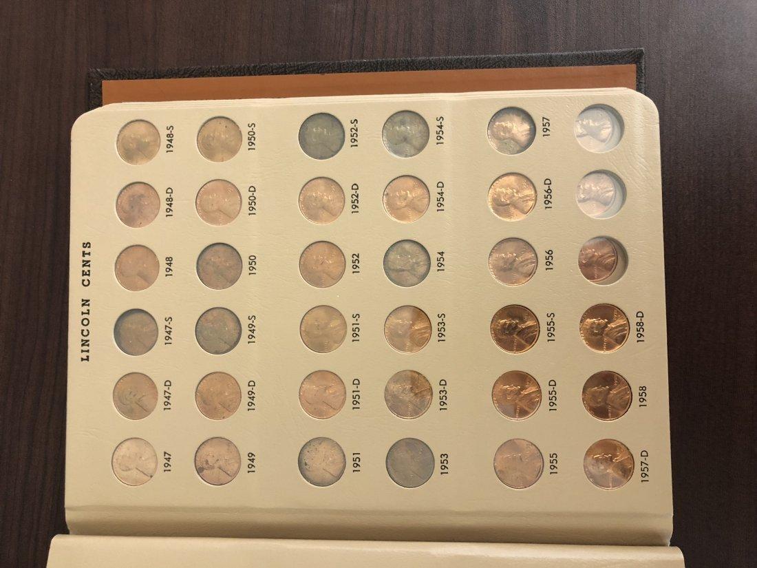 1909-2016  Lincoln Cent W/Proofs  Dansco Album - 5