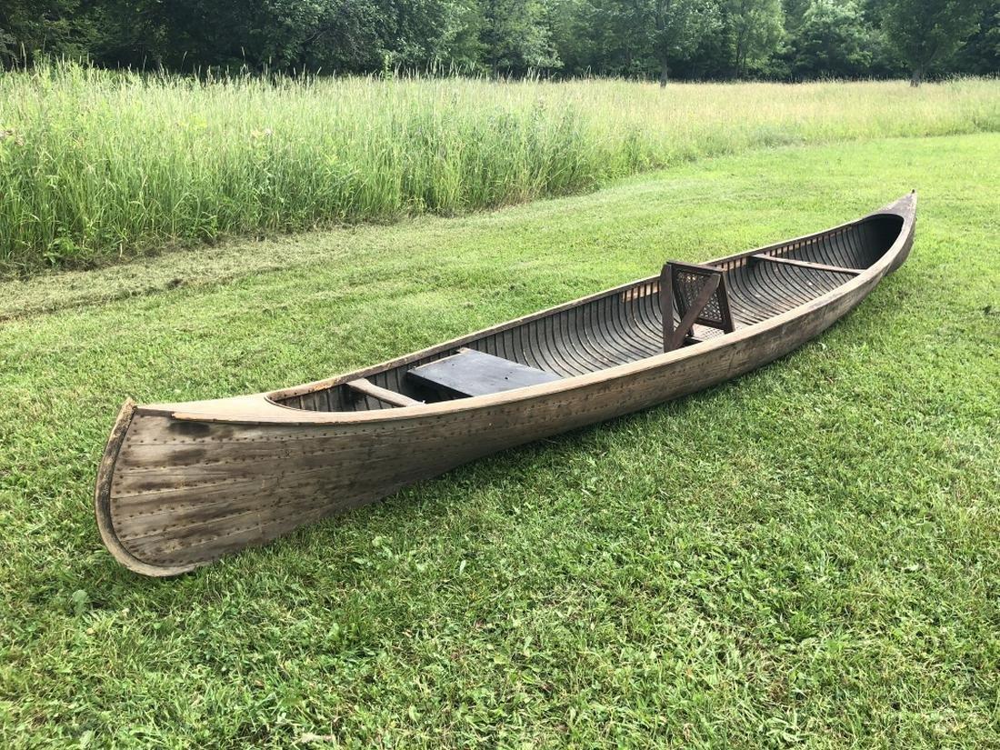 J.H. Rushton Arkansas Traveler Canoe