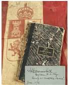 Manuscript Crowninshield Autobiography.