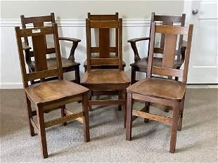 6 Limbert Dining Room Chairs