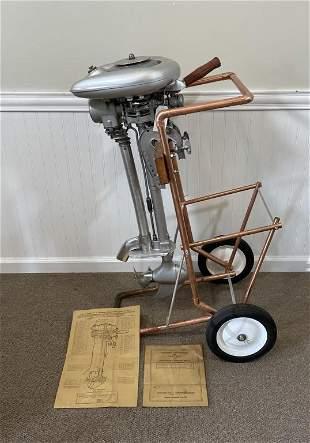 Vintage Outboard Motor 1930's Era