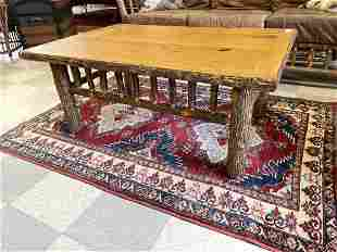 Old Hickory Contemporary Coffee Table