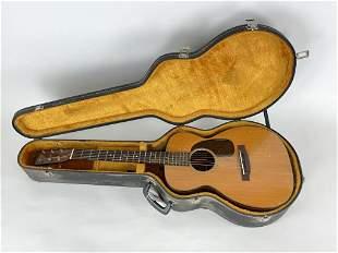 Martin Acoustic Guitar Model O-18 (Serial #180793)