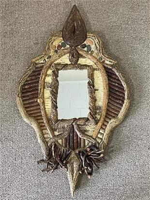 Michael Hutton Custom Rustic Mirror