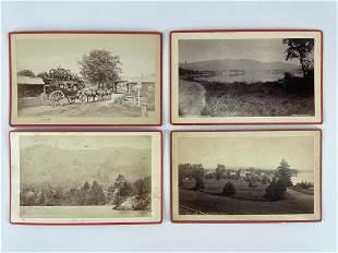 4 Seneca Ray Stoddard Cabinet Photos