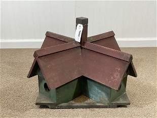 Adirondack Bird House