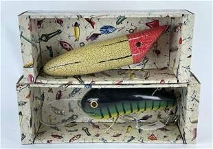 2 Giant Decorative Fishing Lures