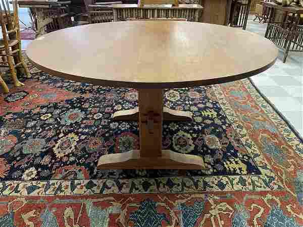 Custom Contemporary Cherry Dining Table