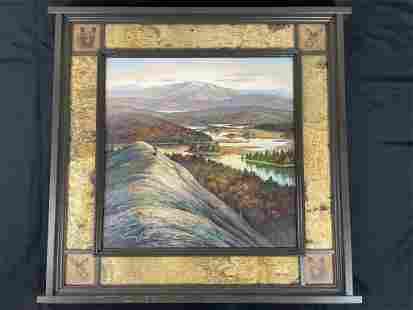 "Gary Casagrain ""Low's Ridge"" Framed Art"