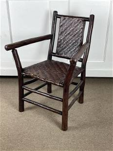 Old Hickory Arm Chair