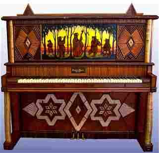 Jessica & Jerry Farrell Adirondack Piano