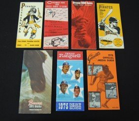 22: 7 Baseball Media Guides