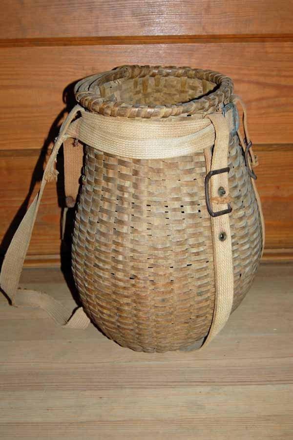3: ADK pot belly pack basket