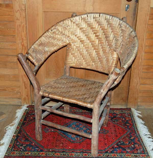4: Old Hickory chair