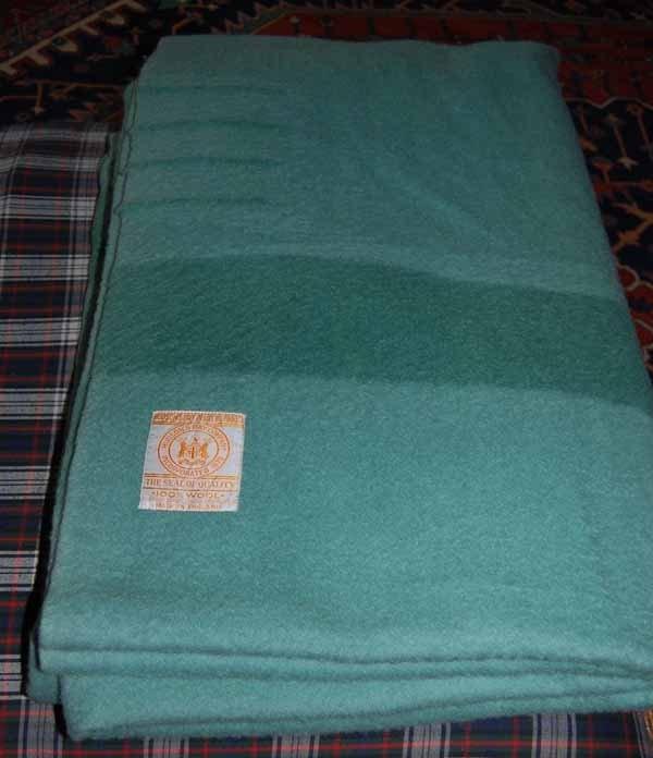 19: Hudson Bay Blanket