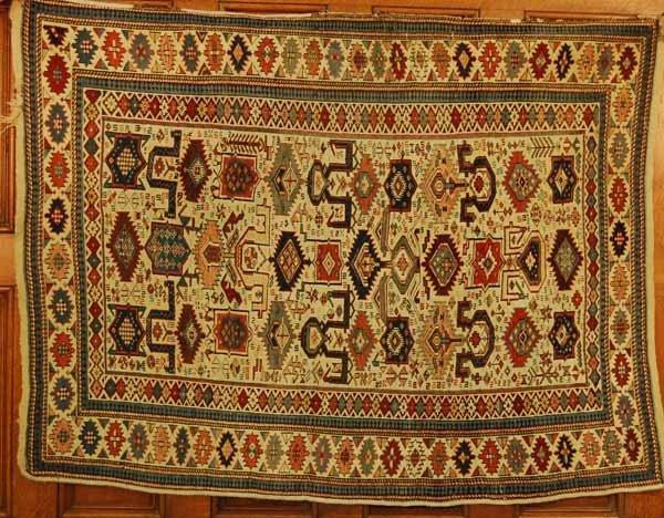 91: Small Oriental Rug