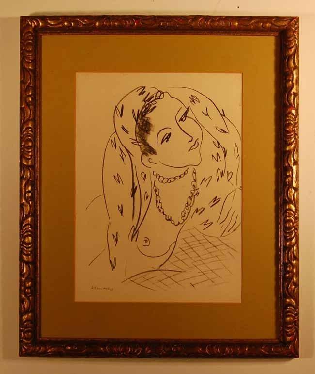 22: Henri Matisse Print