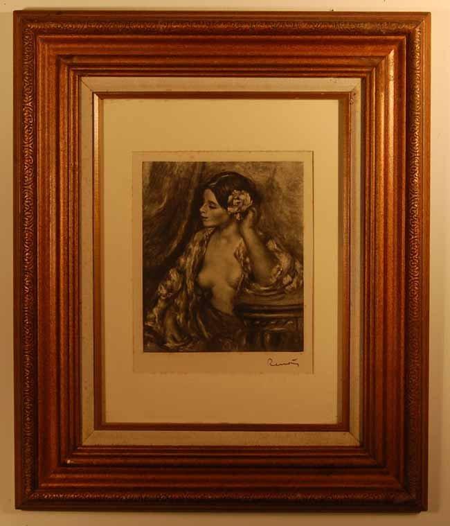 23: Pierre-Auguste Renoir (1841-1919) Print