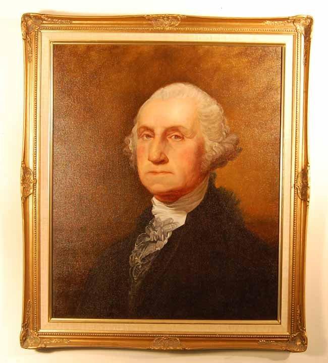28: Philip Parr Oil on Canvas