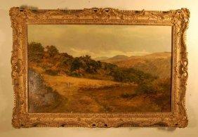 James Peel Oil On Canvas