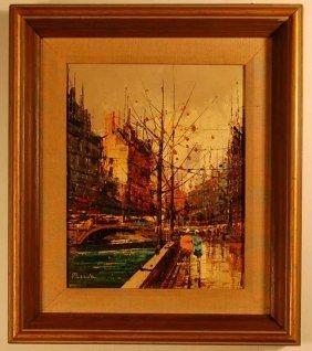 Breda Oil On Canvas
