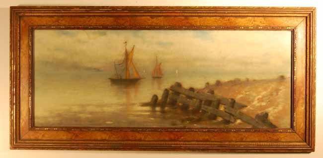 44: James Morgan Dennis (1841-1918) Pastel