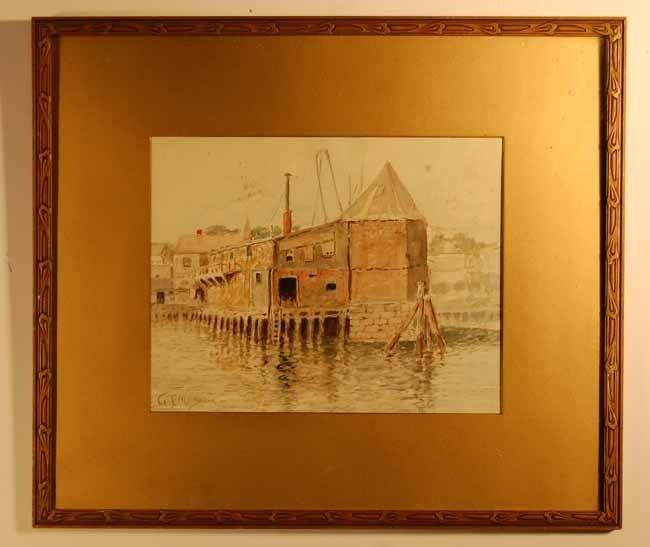 47: Gilbert Tucker Margeson Painting