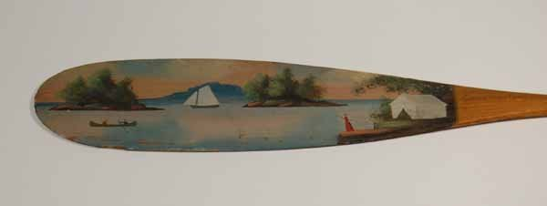 "20: Keech Paddle ""Camping Thousand Islands"""
