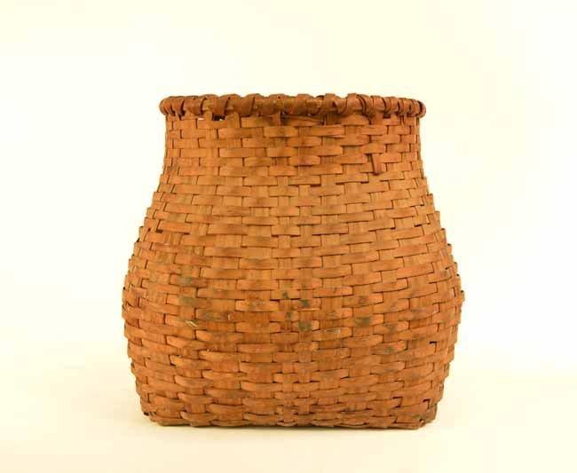 Early Adirondack Pack Basket