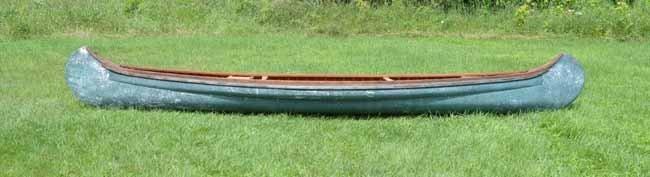 Old Town Sponson Canoe