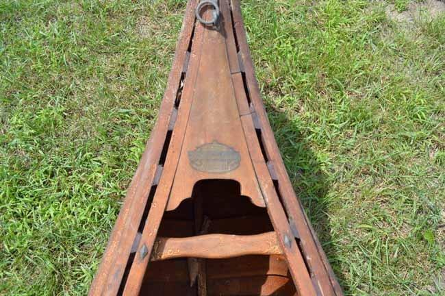 Old Town Sponson Canoe - 3