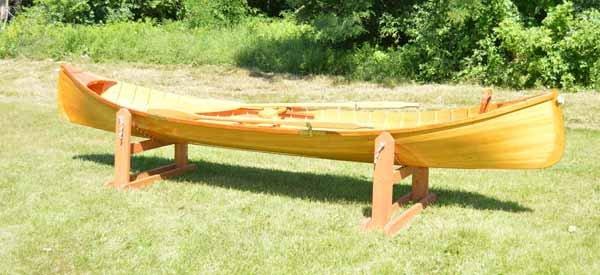 Adirondack Guide boat made by Tony Dupree - 2