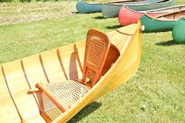 Adirondack Guide boat made by Tony Dupree - 5