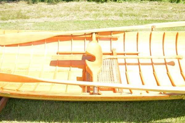 Adirondack Guide boat made by Tony Dupree - 6