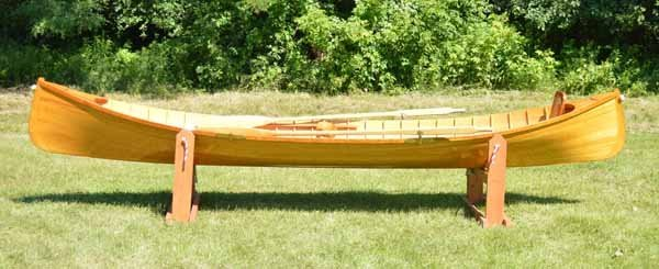 Adirondack Guide boat made by Tony Dupree - 7