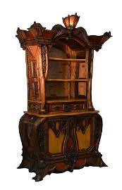 Lake George Cabinet by Randy Holden