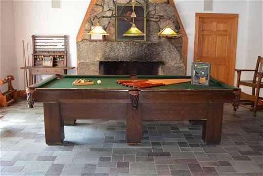 BrunswickBalke Collender Co Mission Pool Table - Brunswick mission pool table