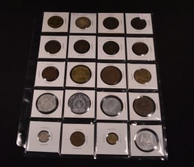 20 Canadian And Collector Coins